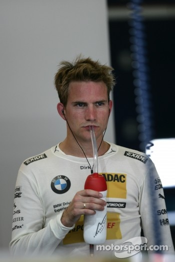 Dirk Werner, BMW Team Schnitzer, Portrait