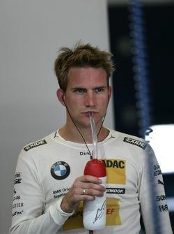 Dirk Werner, BMW Team Schnitzer, Portrait