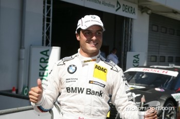 Pole position for Bruno Spengler, BMW Team Schnitzer BMW M3 DTM