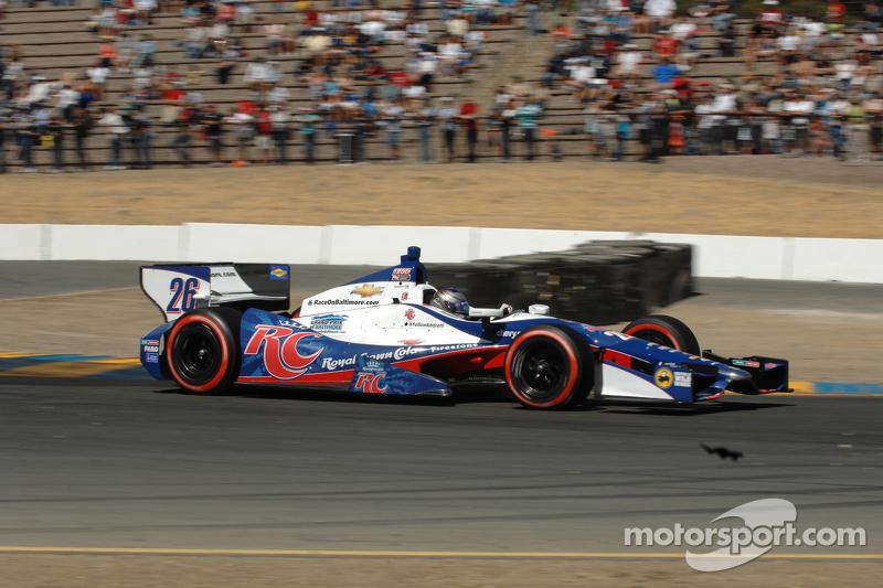 Marco Andretti, Team RC Cola Andretti Autosport Chevrolet