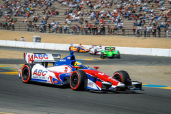 Mike Conway, A.J. Foyt Enterprices Honda