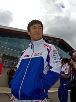 Kazuki Nakajima