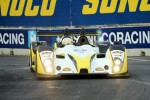 #8 Merchant Services Racing Oreca FLM09 Chevrolet: Kyle Marcelli, Tony Burgess
