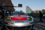 #44 Flying Lizard Motorsports Porsche 911 GT3 RSR: Seth Neiman, Marco Holzer