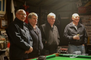 In this 50th year celebration, Allan Moffat, Colin Bond, Dick Johnson and Jim Richards gather to talk about past moments at Bathurst