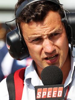Will Buxton, Speed TV Presenter
