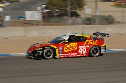#49 Team Sahlen Western New York Flash Mazda RX-8: Will Nonnamaker, Joe Sahlen