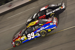 Carl Edwards and Jimmie Johnson