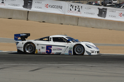 #5 Action Express Racing Chevrolet Corvette DP: Terry Borcheller, Paul Tracy, David Donohue