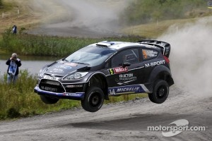 Ott Tanak, Ford Fiesta RS WRC, M-Sport Ford World Rally Team