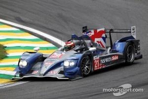 Strakka Racing HPD ARX 03a Honda