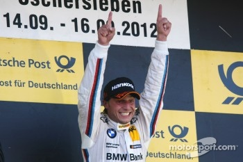 Winner, Bruno Spengler, BMW Team Schnitzer BMW M3 DTM