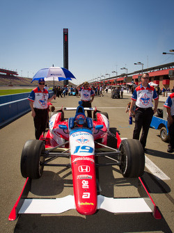 James Jakes, Dale Coyne Racing Honda