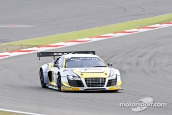 #117 Novadriver Audi R8 LMS: Natalia Freidina, Alexei Vassiliev