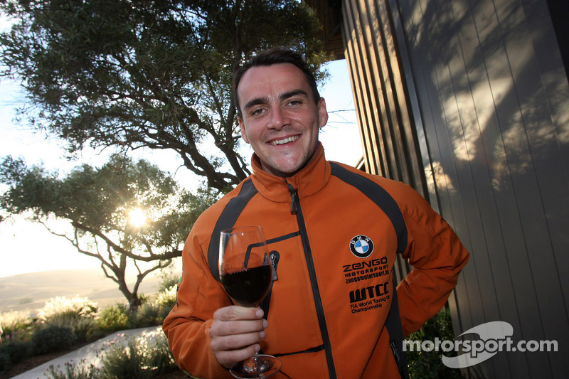 Welcome cocktail, Norbert Michelisz, BMW 320 TC, Zengo Motorsport