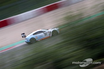#89 GPR Aston Martin V12 Vantage: Ronnie Latinne, Damien Dupont, Tim Verberg