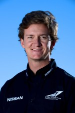 DeltaWing driver Lucas Ordonez