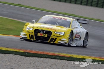 Rahel Frey, Audi Sport Team Abt Audi A5 DTM