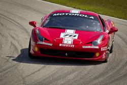 #78 Ferrari of San Diego 458CS: Al Hegyi