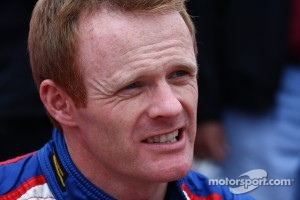 Robin Liddell - Stevenson Motorsports