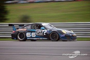 #66 TRG Porsche GT3 Cup: Spencer Pumpelly, Bob Doyle