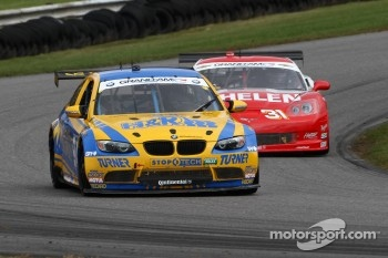 # 94 Turner Motorsport BMW M3: Bill Auberlen, Paul Dalla Lana