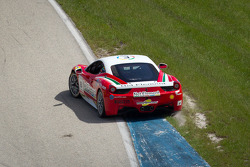 #8 Ferrari of Ft Lauderdale 458TP heads back to track