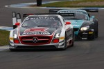 #38 All-Inkl.com Munnich Motorsport Mercedes-Benz SLS AMG GT3: Marc Basseng, Markus Winkelhock