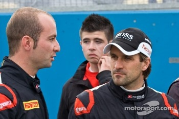 Marc Basseng and Markus Winkelhock