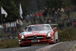 #2 Black Falcon Mercedes SLS AMG: Bernd Schneider, Jeroen Bleekemolen