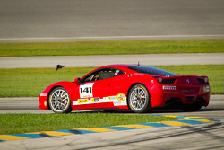 #141 Ferrari of San Francisco 458CS: John Baker