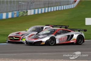 Hexis Racing McLaren MP4-12C GT3