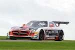 #38 All-Inkl.com Mnnich Motorsport Mercedes-Benz SLS AMG GT3: Marc Basseng, Markus Winkelhock