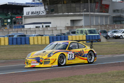 #73 Ruffier Racing Porsche 911 GT3 R: Jean-Paul Buffin; Philippe Ullmann