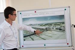 CEO of Formula Sochi Alexander Bogdanov