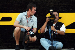 Russell Batchelor, XPB Images Photographer with Hiroshi Kaneko, Photographer