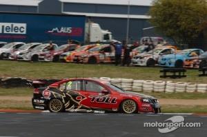 Nick Percat, Holden Racing Team