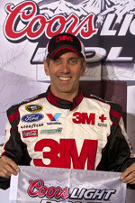 Pole winner Greg Biffle, Roush Fenway Racing Ford