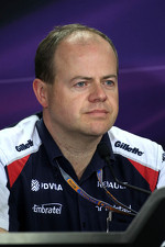 Mark Gillian, Williams F1 Team