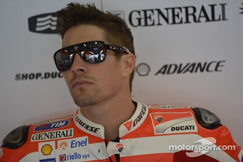 Nicky Hayden, Ducati Marlboro Team