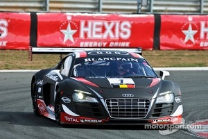 #1 Belgian Audi Club Team WRT Audi R8 LMS Ultra