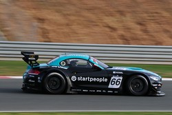 #66 Vita4One Racing Team BMW Z4 GT3: Greg Franchi, Frank Kechele, Mathias Lauda