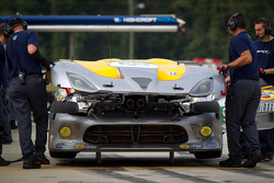#93 SRT Motorsports SRT Viper GTSR: Marc Goossens, Tommy Kendall, Jonathan Bomarito
