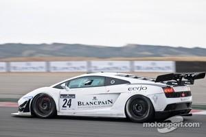 #24 Blancpain  Lamborghini