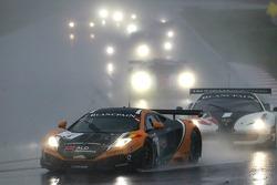 #5 Boutsen Ginion Racing McLaren MP4-12C GT3: Andy Soucek, Nico Verdonck, Zoel Amberg