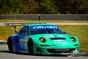 Team Falken Tire Porsche 911 GT3 RSR