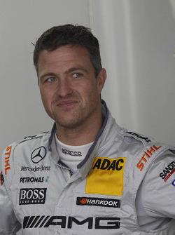 Ralf Schumacher, Team HWA AMG Mercedes