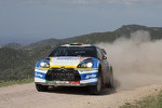 Luca Perdersoli and Matteo Romano, Citron DS3 WRC