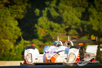 #06 CORE Autosport Oreca FLM09: Alex Popow, Ryan Dalziel, Mark Wilkins