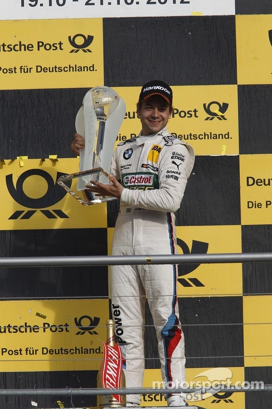 Rookie of the Year, Augusto Farfus Jr., BMW Team RBM BMW M3 DTM